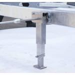 Nurkkatukipari AL-KO Click-Fix 400-620mm